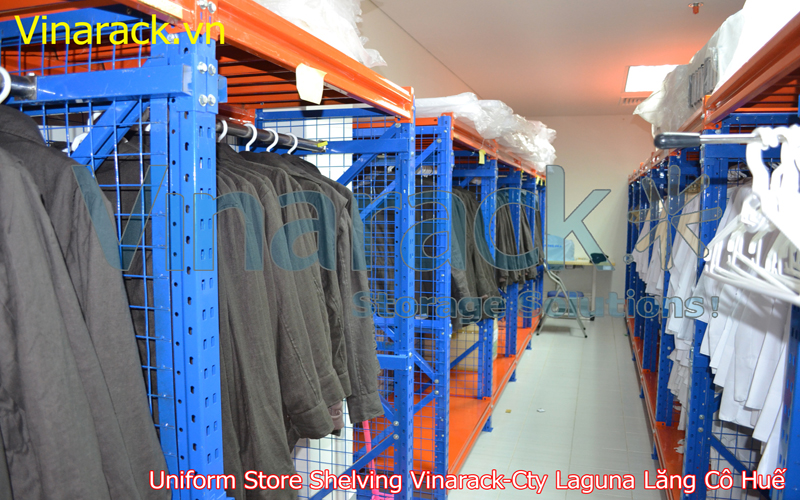 Garment rack assembly Vinarack